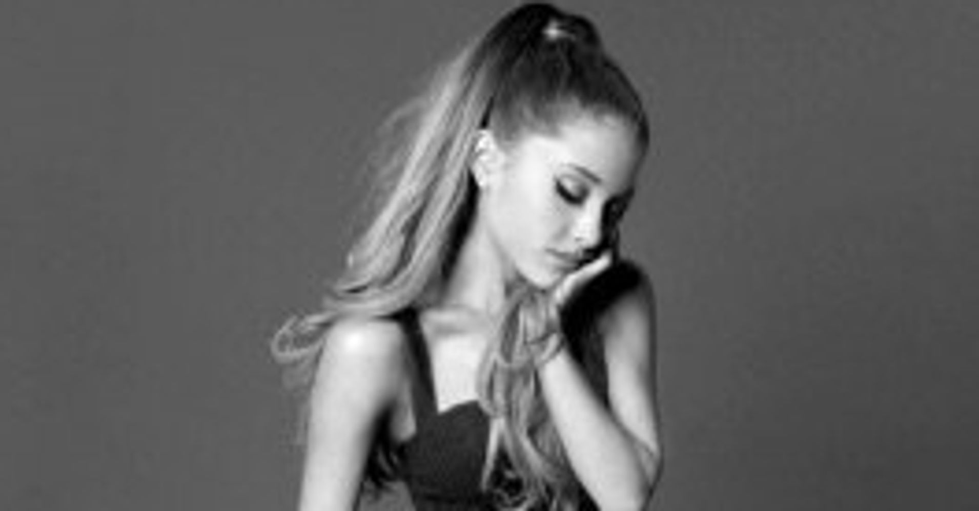 Ariana Grande's 2014 Album Cover Is Your New Favorite ...
