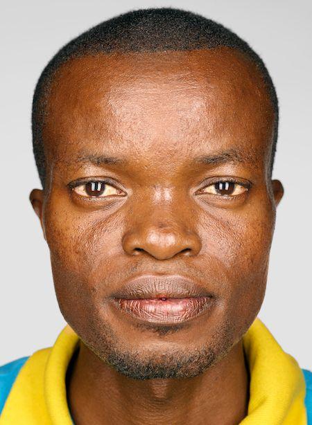 Alex Rekesa, 30, Mukuru, Kenya.