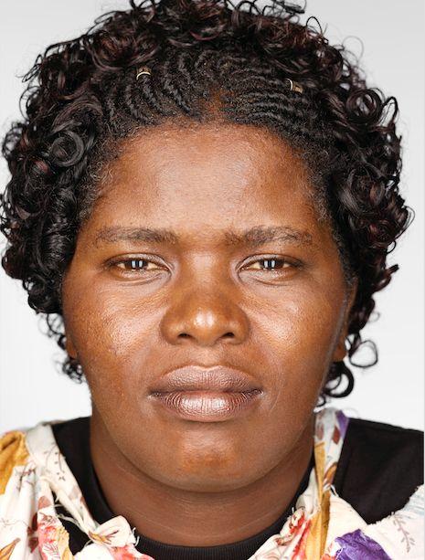Esther Matumba, 33.
