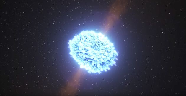 Gold Was Likely Created By The Universe-Bending Explosion Between Two Neutron