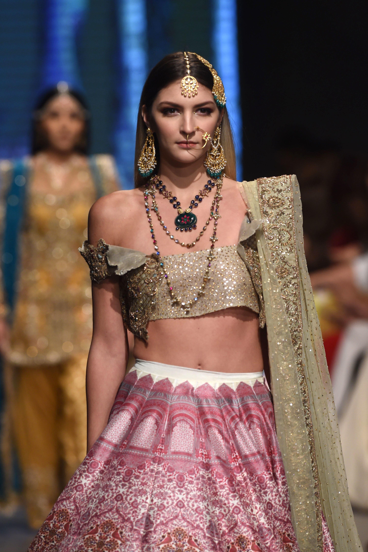Pakistan fashion week 2018 lahore 62