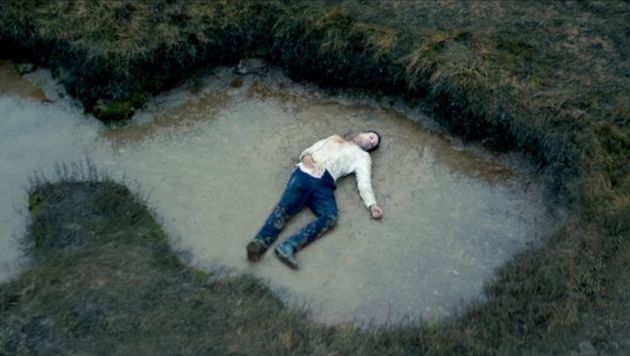 Andrew was seen dead at the end of the 'Liar'