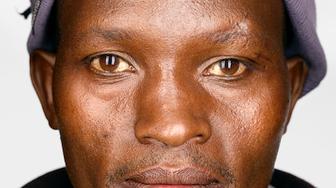 Simon Mburu 40
