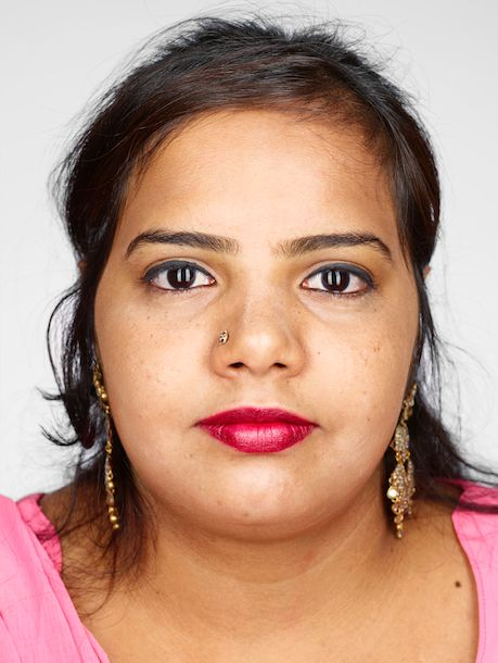 Afshen, 21, Bangalore, India.