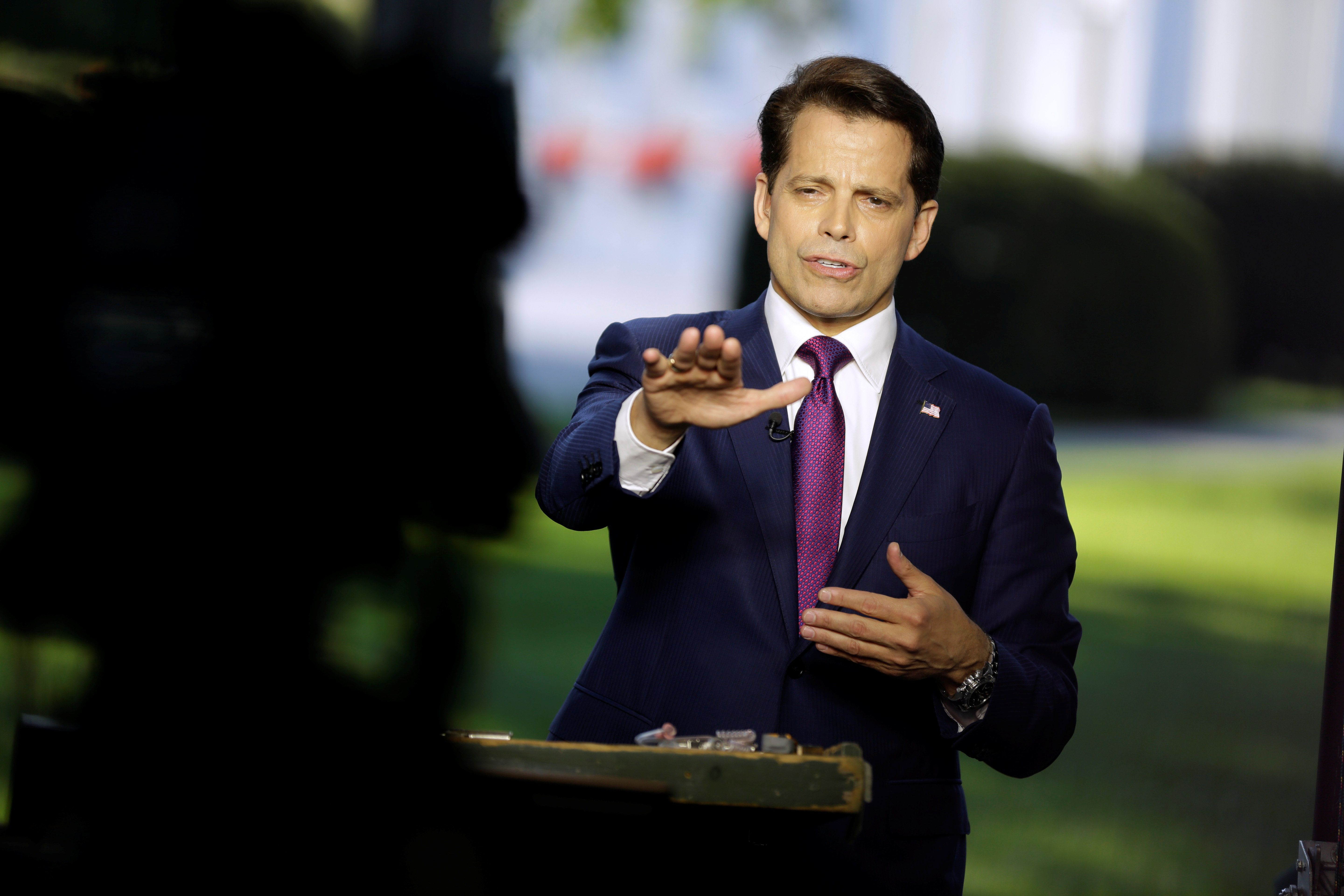 The Scaramucci Post Tweeted The Most Outrageous Poll About The Holocaust