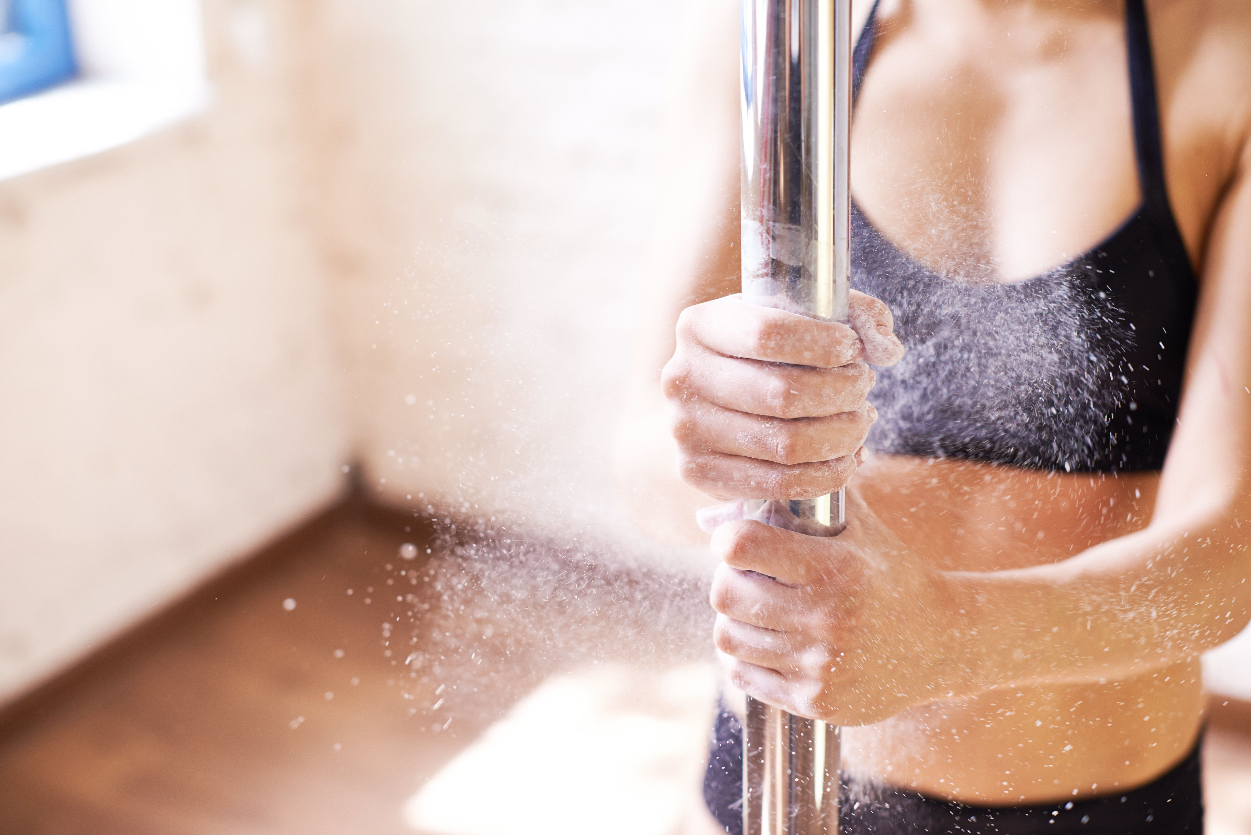 Should Pole Dancing Be Classed As A Sport? Two Women Go Head-To-Head On The