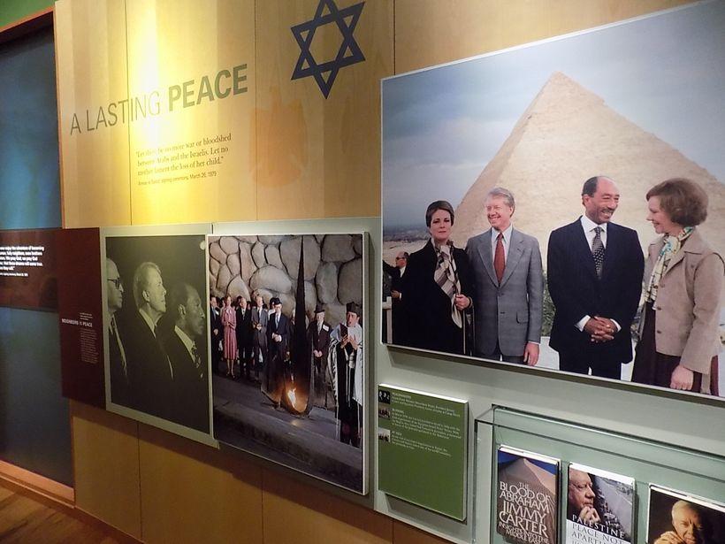 Carter Presidential Museum