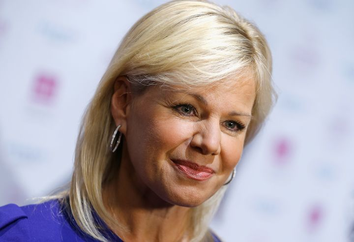 Gretchen Carlson attends 2017 Matrix Awards at the Sheraton New York Times Square on April 24, 2017 in New York City.