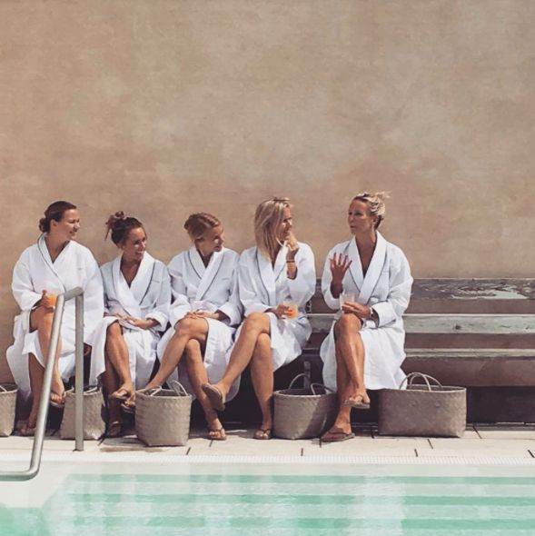 Take the girls for a memorable Spa Day experience like no other