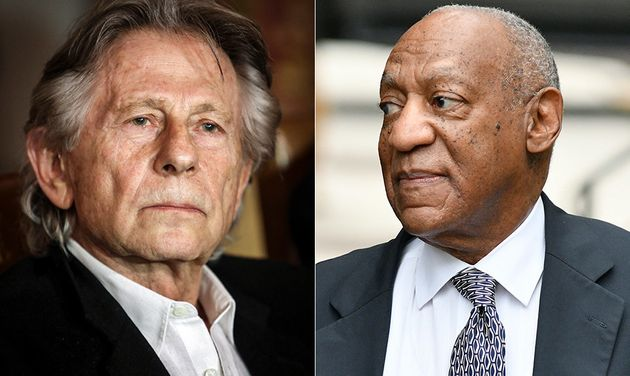 Roman Polanski and Bill Cosby are both members of the Academy despite a history of alleged sexual