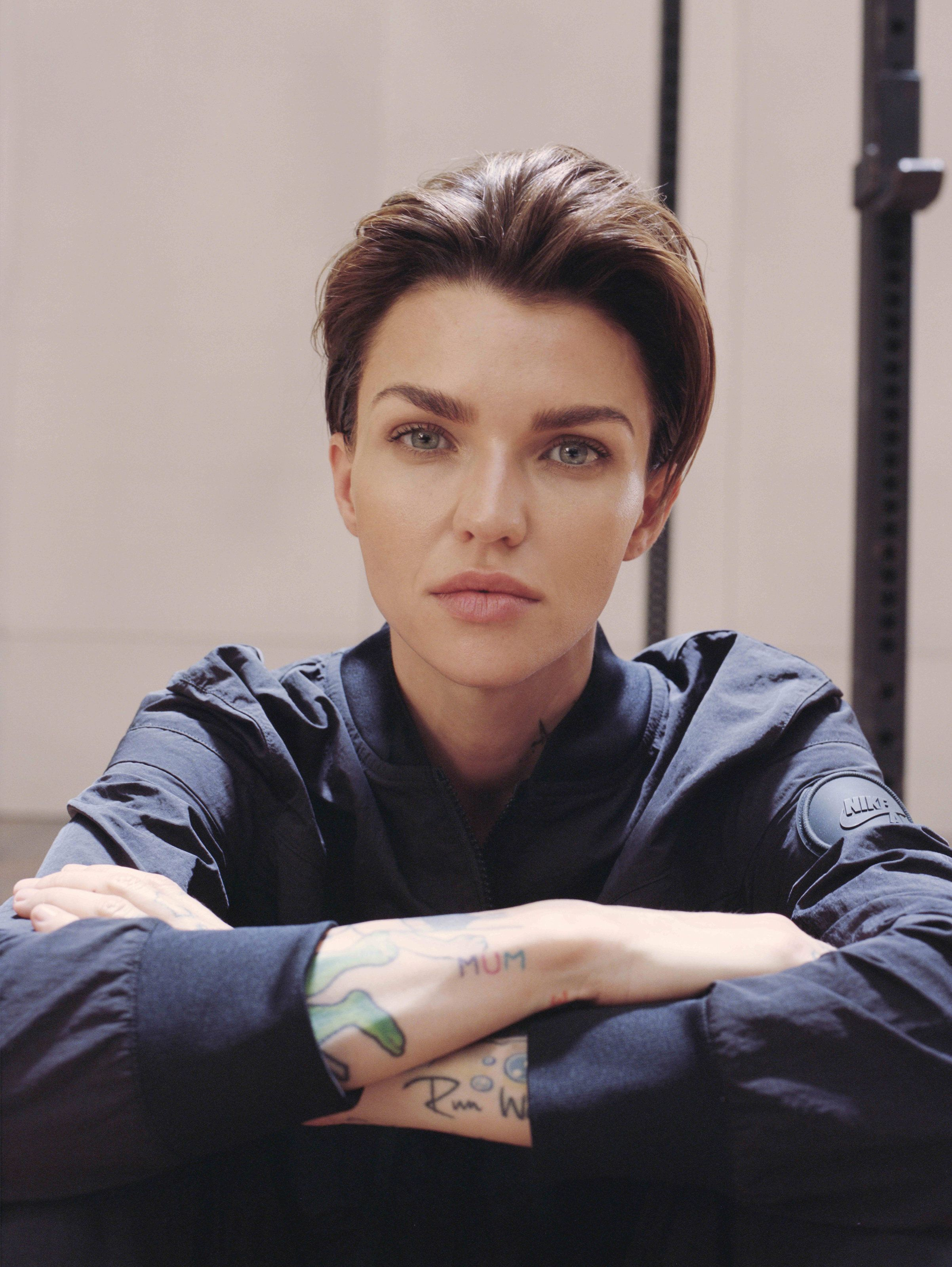Ruby Rose Has Hidden These Personal Mantras Inside Her New Nike
