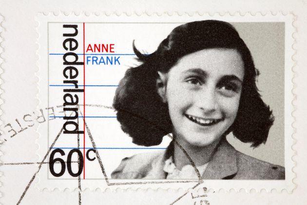 Anne Frank Halloween Costume Sparks Internet
