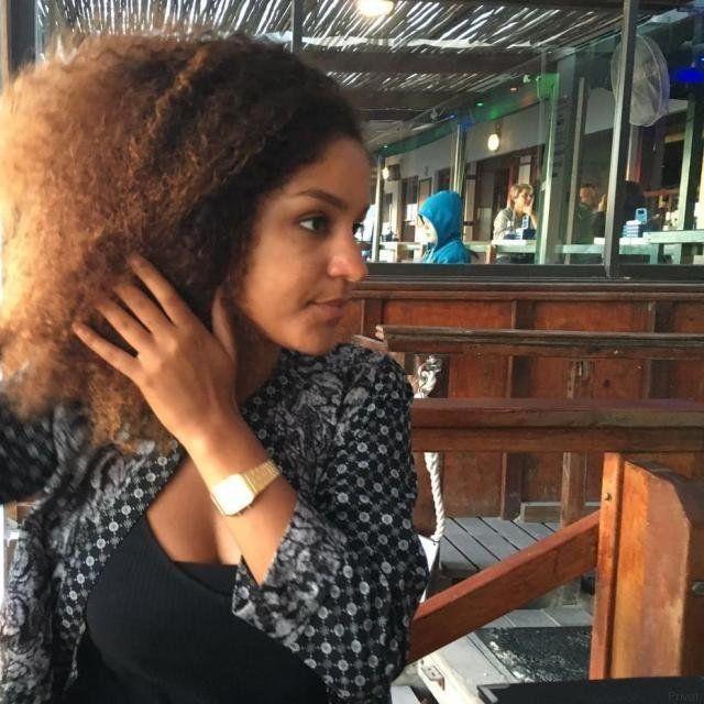 german black girl
