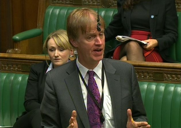 Labour MP Stephen Timms raised Maria's case in