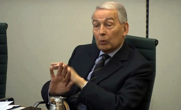 DWP select committee chairman Frank
