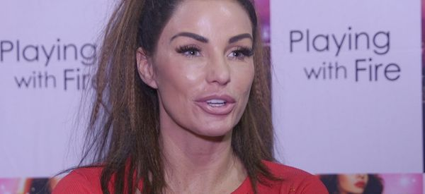 Katie Price Talks Chris Hughes, Ben Stokes And 'Loose Women' In A Game Of Celeb Word Association