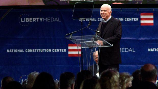 Trump Threatens To Stop Being 'Nice' To John McCain