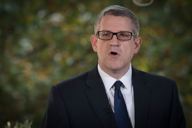 MI5 chief Andrew Parker said there had been a 'dramatic' jump in the scale of threat facing