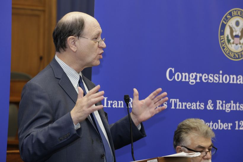 Rep. Brad Sherman (D-CA), the Democratic member of the United States House of Representatives and a ranking member of the Hou