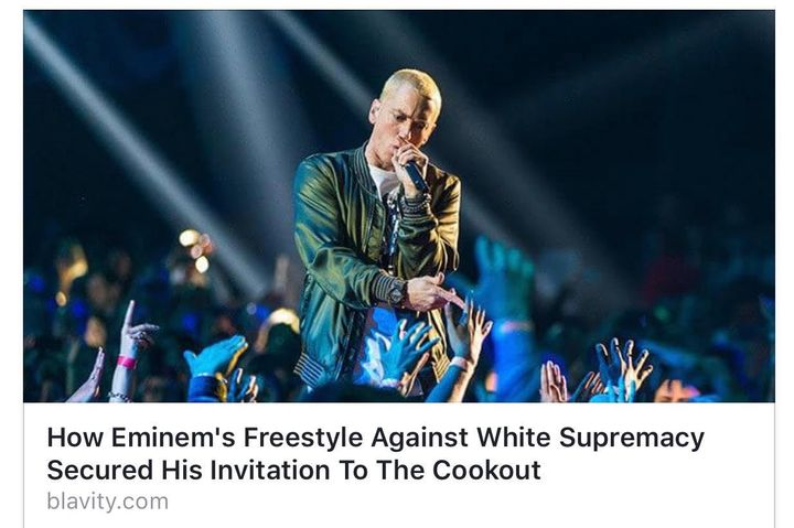invitations to the cookout have now been rescinded huffpost