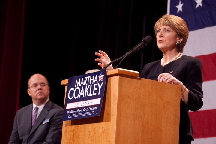 <em>Attorney General of Massachusetts Martha Coakley was criticized by some for ignoring a rural campaign strategy while runn