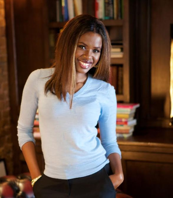 June Sarpong says more to be done to tackle wage inequality if 'we are going to survive post-Brexit