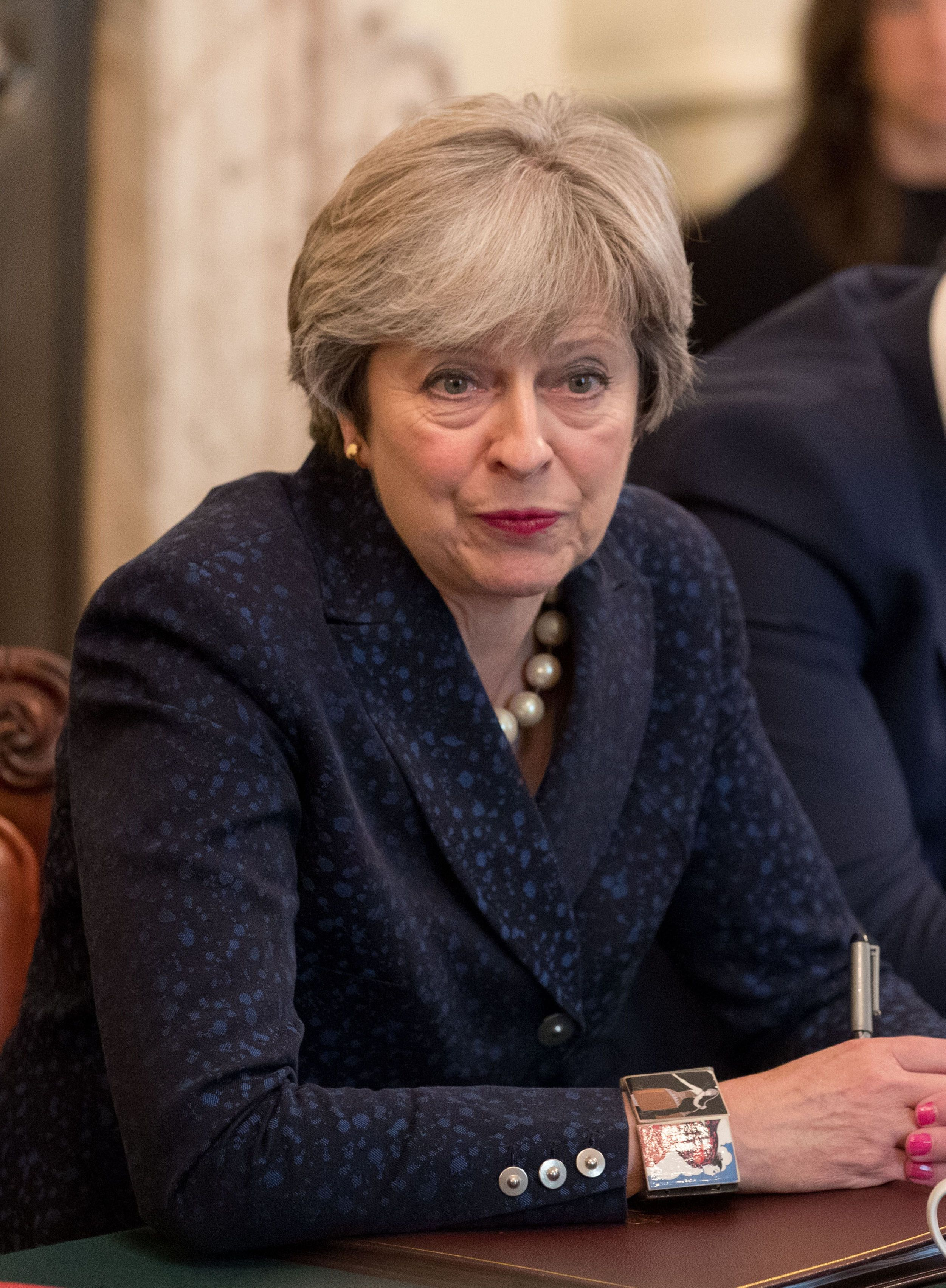 Theresa May Faces Battle As Labour Calls On Tory Rebels To Help Halt Universal Credit