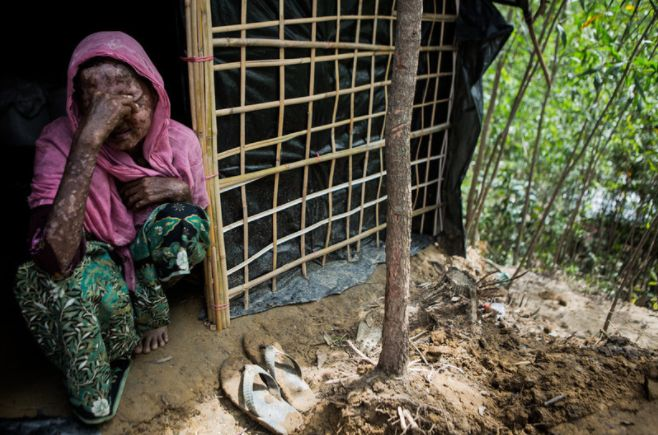 Chilling Report Details Myanmar's Horrific Campaign Against Rohingya