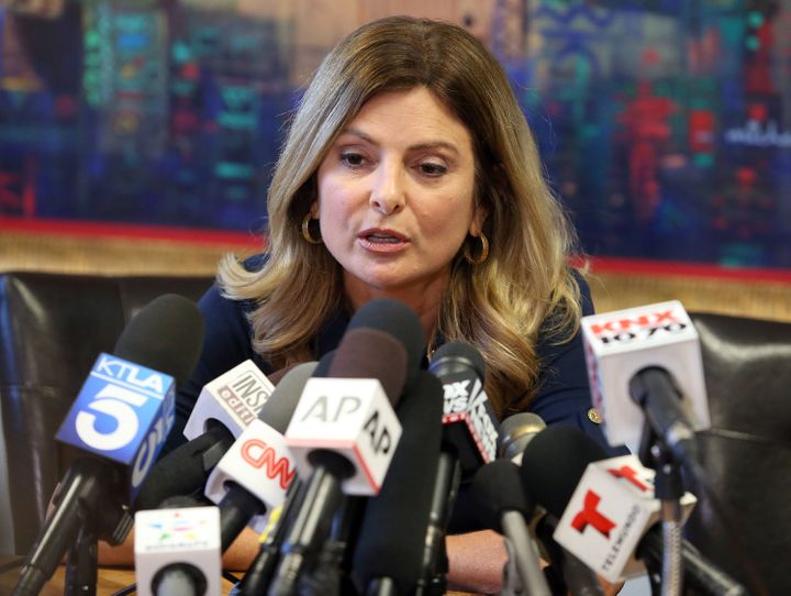 Attorney Lisa Bloom often represents women accusing powerful men of sexual assault and harassment.
