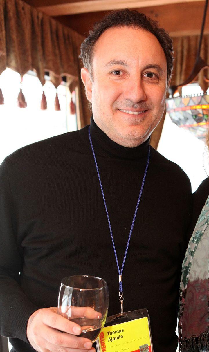 Thomas Ajamie in Park City, Utah, in 2010.