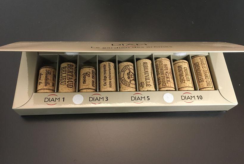 DIAM Cork Grades