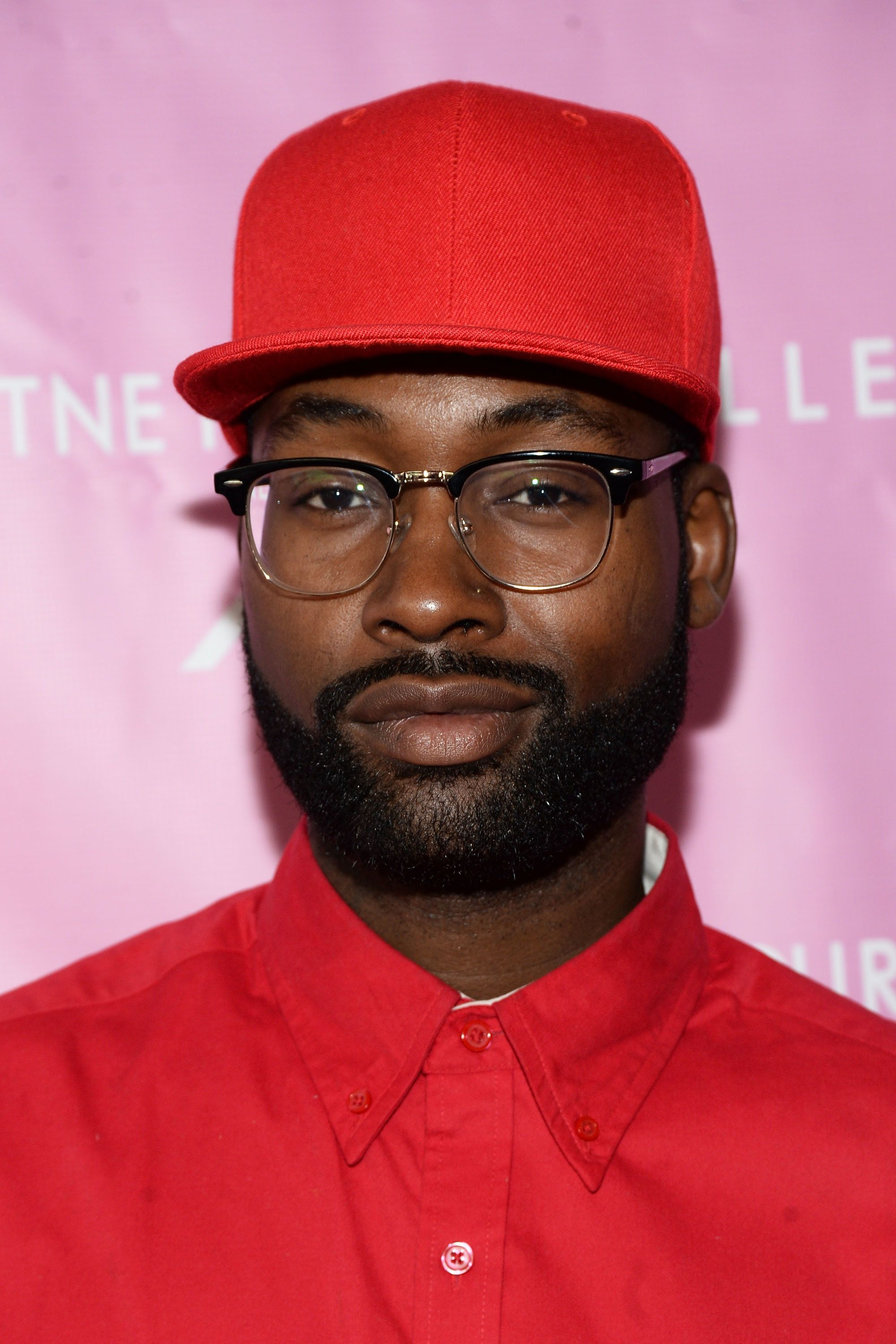 LOS ANGELES, CA - AUGUST 25:  Fashion designer Mychael Knight attends the Courtney Allegra VIP Store Opening and Fashion Show on August 25, 2016 in Los Angeles, California.  (Photo by Matt Winkelmeyer/Getty Images for Art Hearts Fashion)