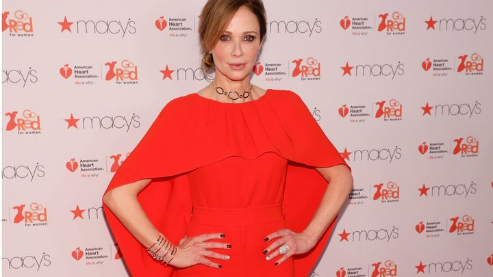 Actress Lauren Holly appeared on the Canadian television show