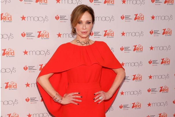 NEW YORK, NY - FEBRUARY 09:  Actress Lauren Holly attends the 'Go Red for Women' fashion show during Fall 2017 New York Fashion Week at Hammerstein Ballroom on February 9, 2017 in New York City.  (Photo by Taylor Hill/FilmMagic)