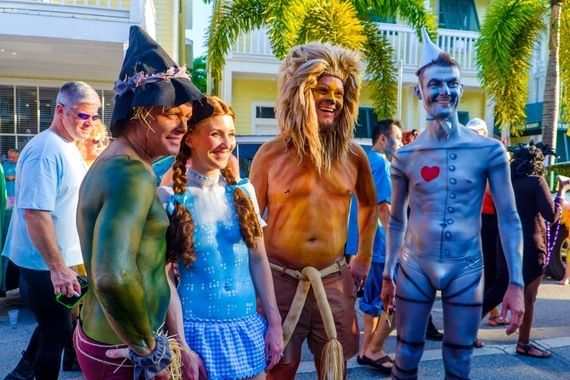 Fantasy Fest 2014  sc 1 st  HuffPost & 10 Things You Have To Do During Fantasy Fest in Key West | HuffPost