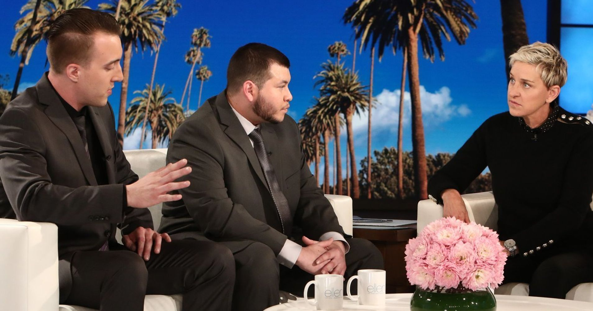 Mandalay Bay Security Guard To Appear On 'Ellen' After ...