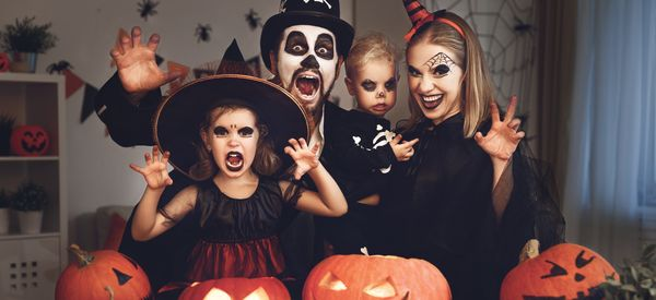 This Is The Fire Safety Label Parents Should Look Out For On Halloween Costumes