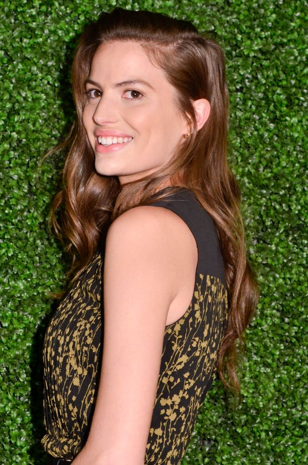 Model Cameron Russell Campaigns To Give A Voice To Victims Of Sexual Harassment In The Fashion