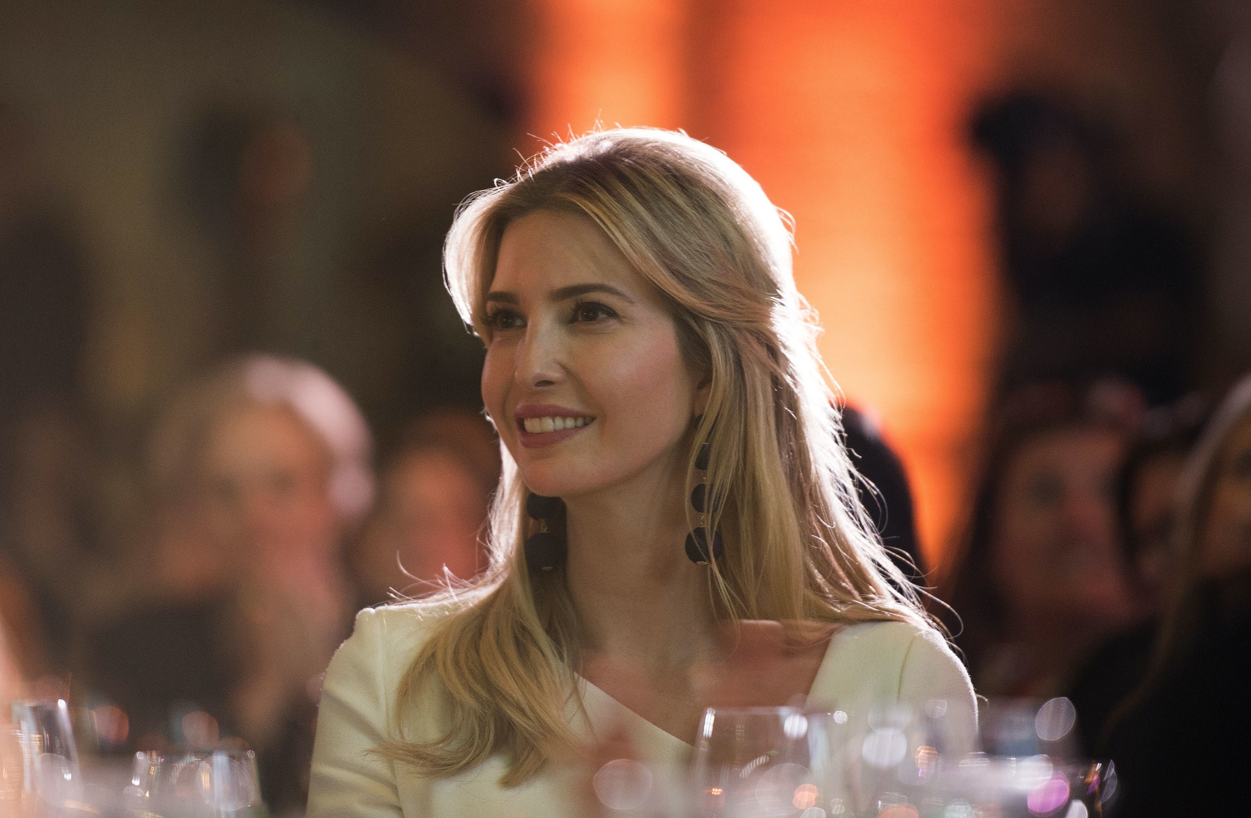 Ivanka Trump's Claim That She Had A Punk Phase Is Sending The Internet's Imagination Into