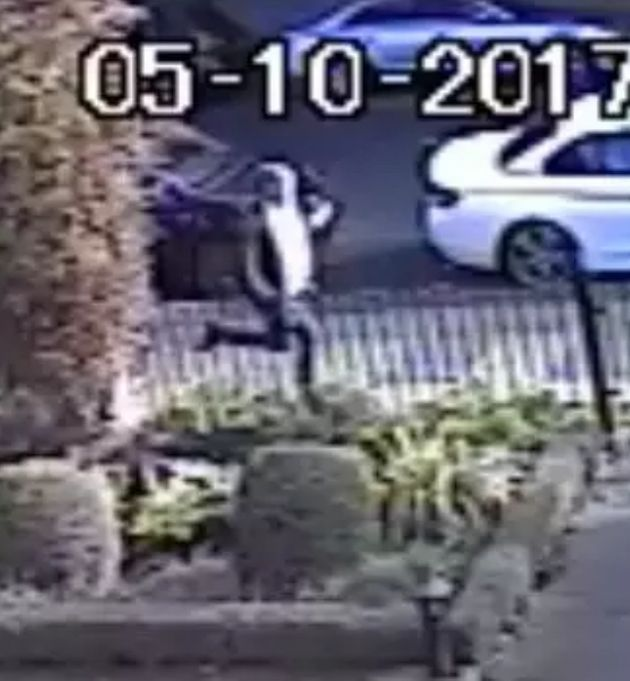 Detectives have released CCTV images of a man leaving the scene of the Honor Oak Road incident and appeal...