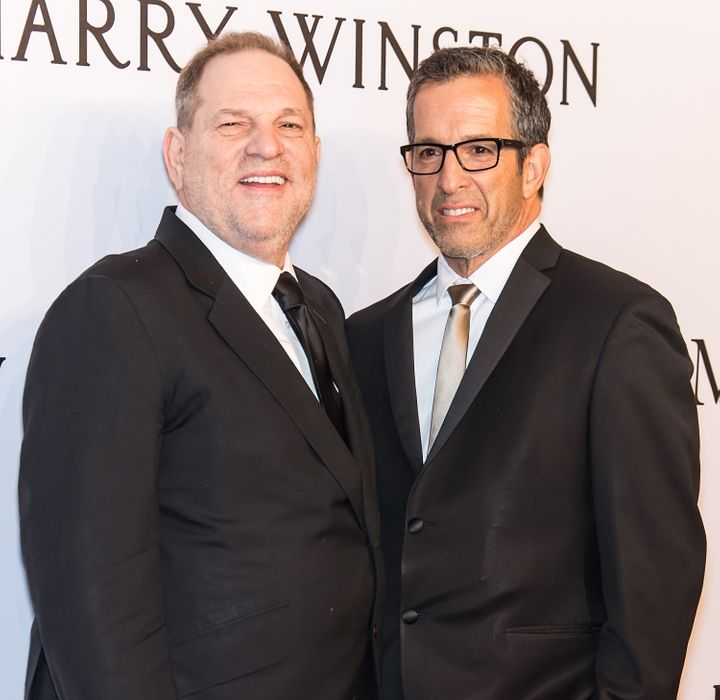 How Harvey Weinstein And Kenneth Cole Covered Up A Shady Deal