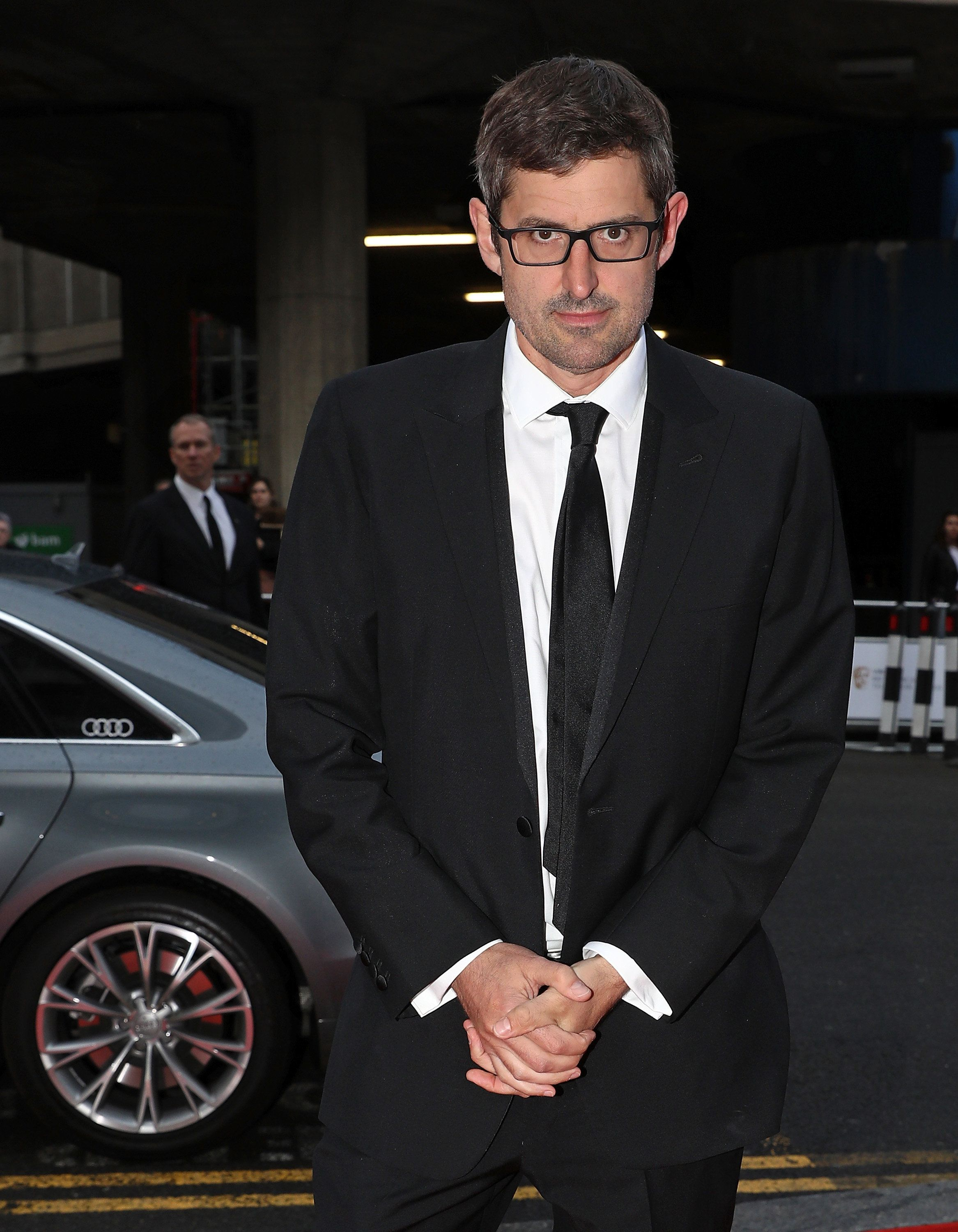 This Louis Theroux Christmas Jumper Has Sent Fans Into A