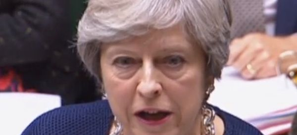 PMQs: Theresa May Heckled As She Falters Under Universal Credit Grilling From Jeremy Corbyn
