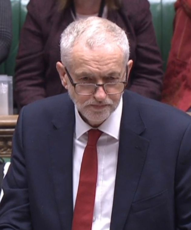 Jeremy Corbyn called on Theresa May to pause the roll-out of Universal