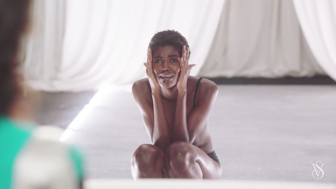 Victoria's Secret Releases Video Of Models Celebrating Their Casting With Tears And