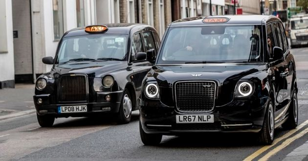 London's Electric Black Cab Is Being Tested On The Streets Of