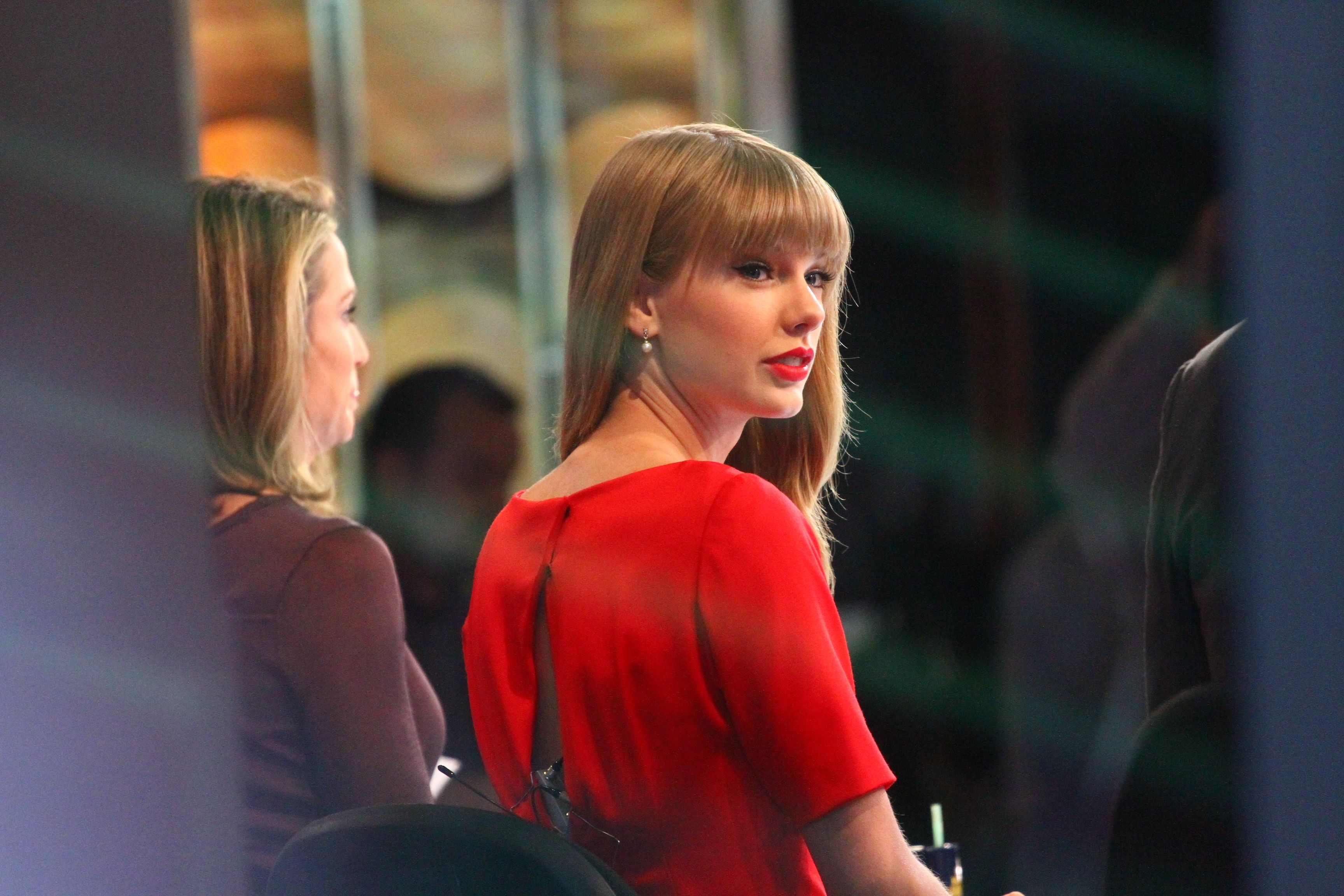 Taylor Swift Finally Addresses the Status of Her On-and-Off Friendship With Lorde