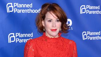 NEW YORK, NY - MAY 02:  Molly Ringwald attends the Planned Parenthood 100th Anniversary Gala at Pier 36 on May 2, 2017 in New York City.  (Photo by Andrew Toth/Getty Images)