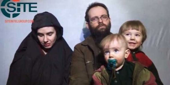 Freed Taliban Hostage Caitlan Coleman Reportedly Rushed To