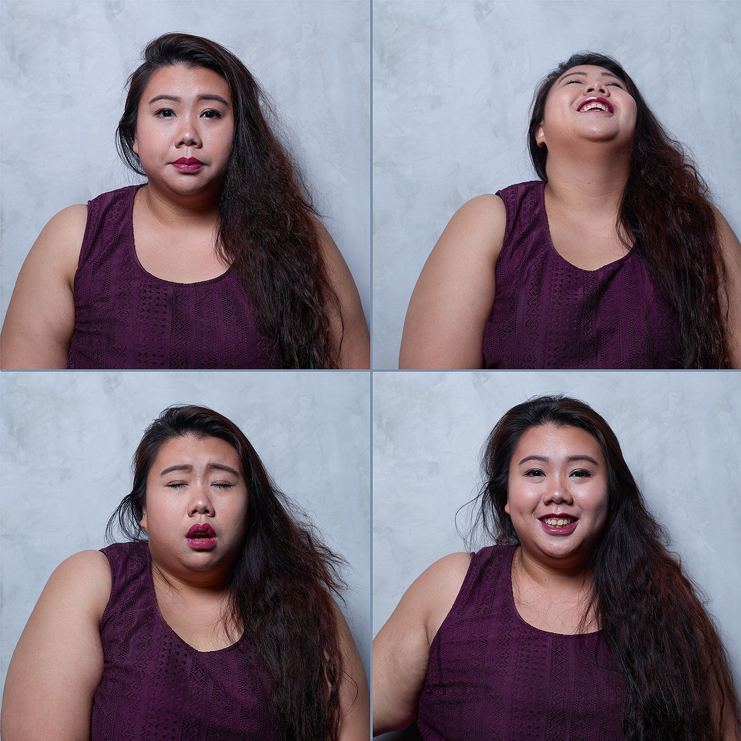 orgasms female facial expressions real of